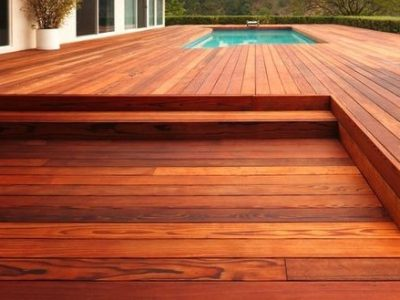 Deck-Staining Services Edmonton