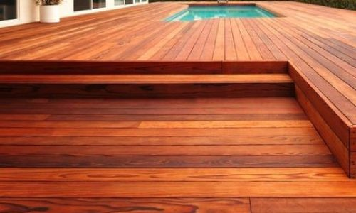 Deck-Staining Services Edmonton